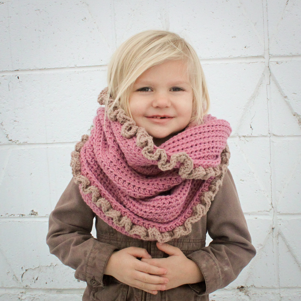 Free Crochet Pattern Toddler Hooded Cowl : Loopy Hood Cowl Crochet Pattern - a photo on Flickriver