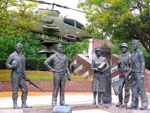 Veteran's Memorial - Bristol, VA