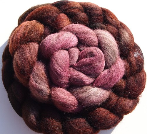Corgi Hill Farm-4oz-merino-yak 50-50-Coffee Dreams