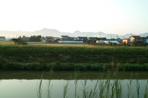 Sun Rise, Goemon-gawa, Hikawa, Shimane by i_noriyuki
