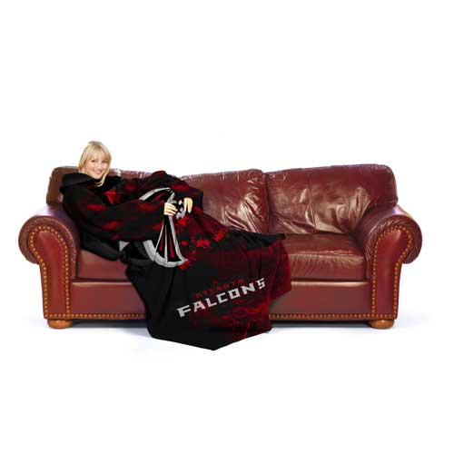 Atlanta Falcons Huddler Blanket