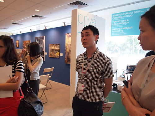 Affordable Art Fair Singapore 2011