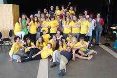 Stageband 2010-2011.