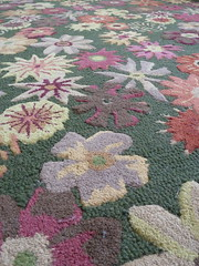 art, pattern, textile, flower, quilting, carpet,