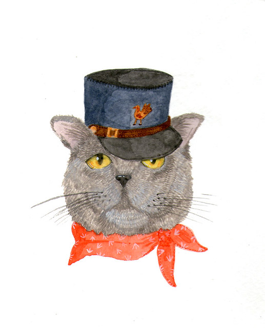 Kepi Cat