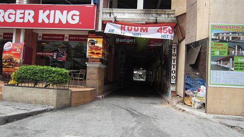 Koh Samui Chaweng center