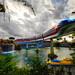 Monorail Orange (Explored at #2 on 11/21/11) by WJMcIntosh