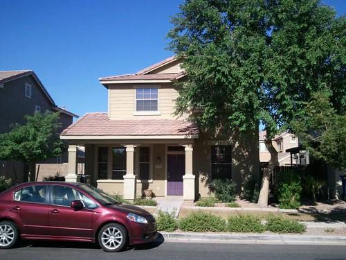Great New Home in Gilbert, Arizona