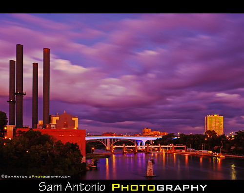 The Purple People Eaters of Minneapolis, Minnesota by Sam Antonio Photography
