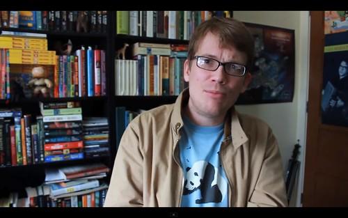 Hank Green Vlogbrothers 2