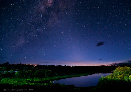 Amazônia Night Lights