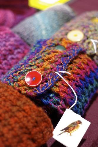Kathleen's scarves
