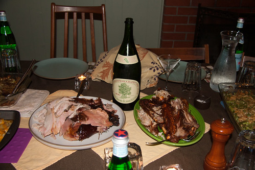 Turkey and Beer