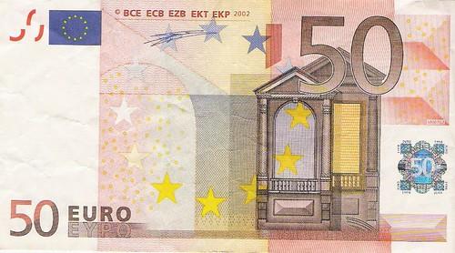 FABULA de EL BILLETE DE 50 EUROS by LaVisitaComunicacion