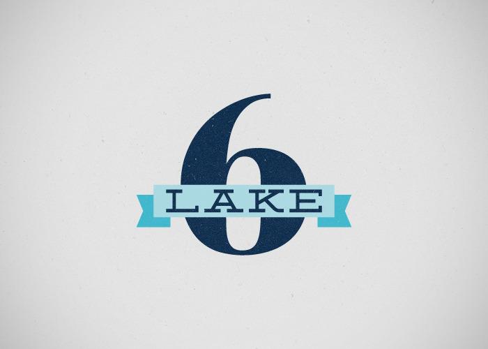 Nicole Meyer Branding 10,000 Lakes Six Lake Glass and Sable