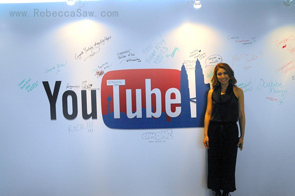 YouTube launch in Malaysia