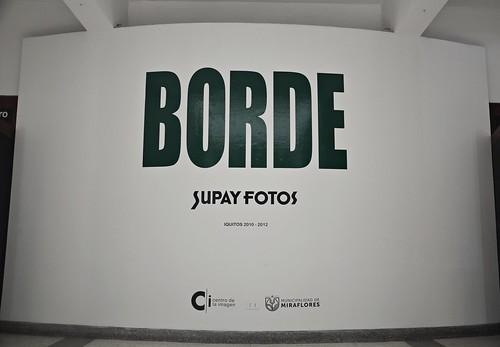 BORDE - C.C. Ricardo Palma