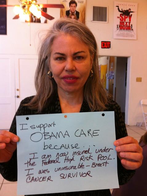 Obamacare Starts