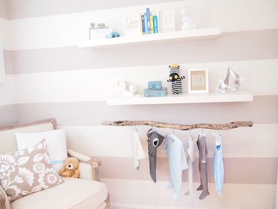 Striped Neutral Nursery 5