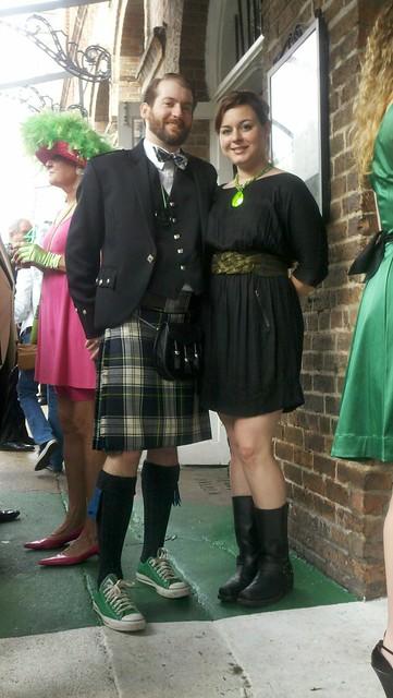 Molly's St. Patrick's 2012