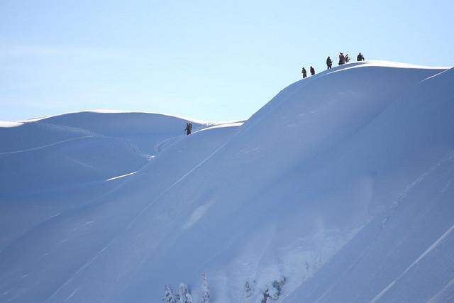 Mt Baker backcountry