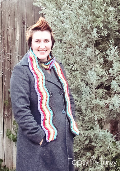 rainbow-chevron-crochet-scarf
