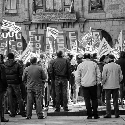 ¡Viéndola pasar! by Andrés Ñíguez