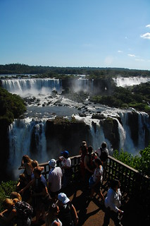 Iguazu Falls [don't have to say anything about this wonder]