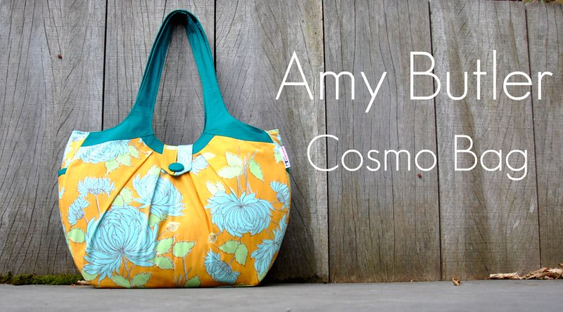 Amy Butler - Cosmo Bag