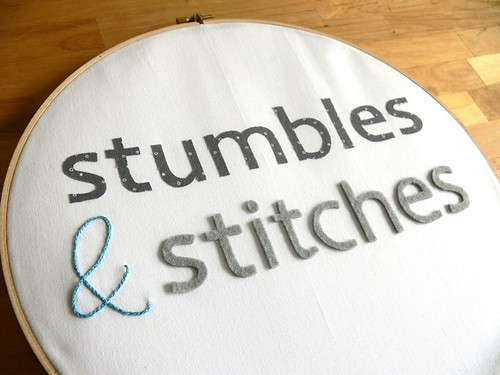 Stumbles Stitches Layout Redo