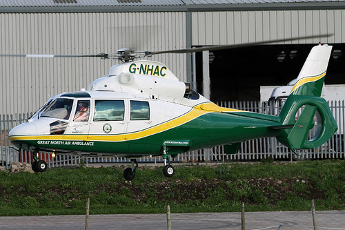Eurocopter AS365N2 G-NHAC