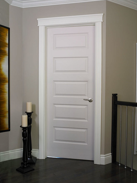 Rockport Smooth Finish Moulded Interior Door Doors