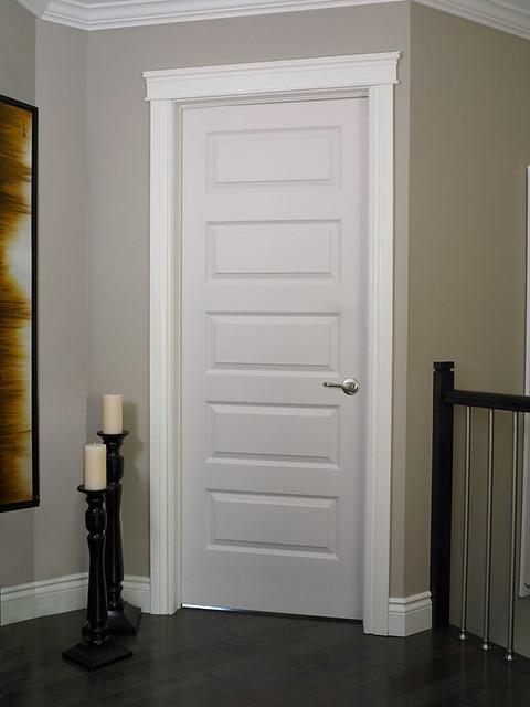 Rockport Smooth Finish Moulded Interior Door Doors