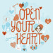 Open Your Heart // iPhone Wallpaper by Union Gospel Mission