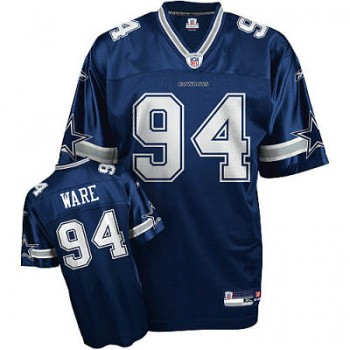 best service 55acf 06898 DeMarcus Ware Blue Jersey | DeMarcus Ware Blue Jersey ia at ...