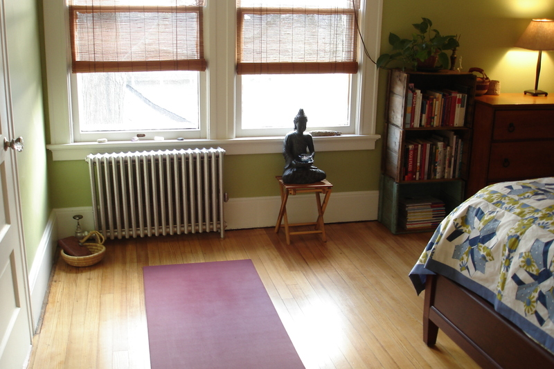 Beauty that moves living beautifully online retreat with for Living room yoga timetable