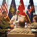 Lt. Gen. Pocius Visits Fort Indiantown Gap