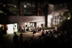 Music at the MAC - Night Shot