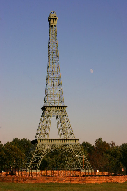 The Eiffel Tower of Paris, TN