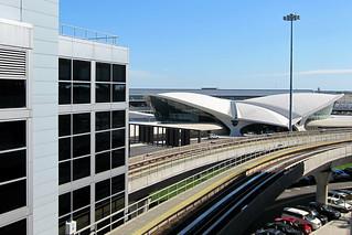 NYC: JFK Airport - TWA Flight Center