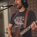 Wed, 26/10/2011 - 2:23pm - Blitzen Trapper performance and interview with Russ Borris, live on The Alternate Side in Studio-A on October 26, 2011. Engineered by Dan Hodd. Photos by Joe Grimaldi.