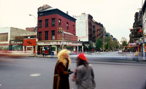 3rd Ave and St. Marks Place, 1980
