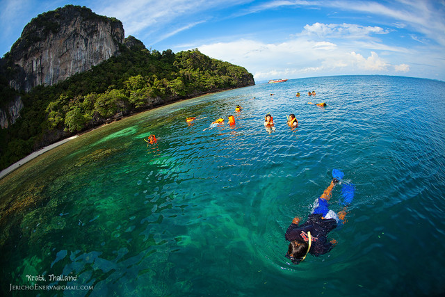 Phang Nga Bay Krabi, Thailand