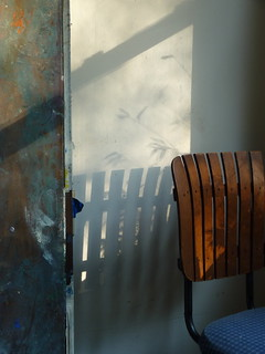 More Shadows on the Wall at The Art Barn, Valparaiso, Indiana