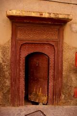 Puerta en la Kashba