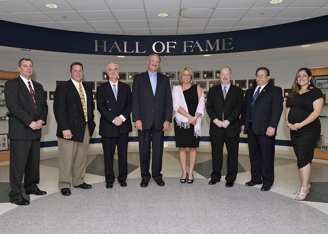 2011 WCSU Athletic Hall of Fame Induction