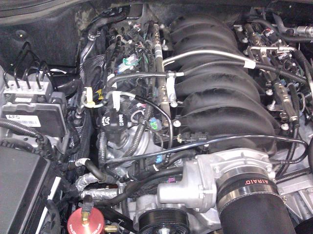 "JDP - 2011 Camaro 1SS/RS ""Silver Shark"" Build 6360365749_2996235207_z"