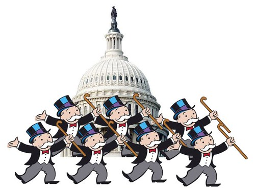 Billionaires Recapture the Senate