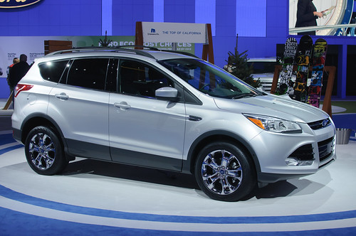 2013 Ford Escape (US)