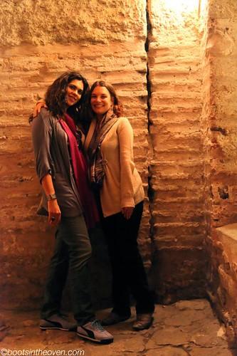 Rachel and Leyla